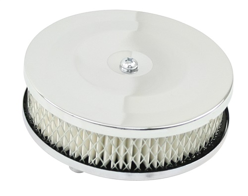 Filtr vzduchu 55x165mm/chrom - Typ 1 motor (28-34 PICT)