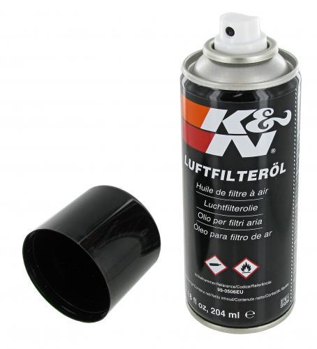 Olejový spray 204ml (ochrana filtru vzduchu K&N)
