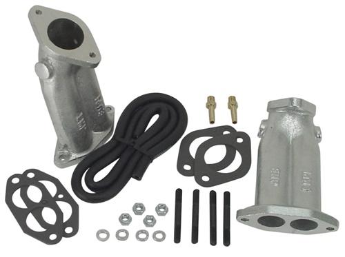 Potrubí sání dual Kadron/Solex - Typ 1 motor (1970 » 82)