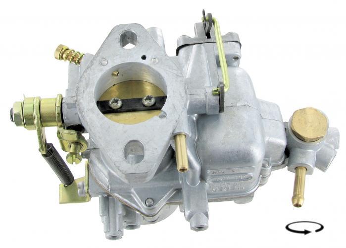 Karburátor/Weber 34 ICT - Typ 1/3/IV/WBX motory
