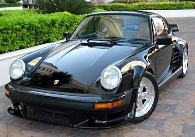 Lem blatníku/přední P - Porsche 911 Turbo (1975 » 89)