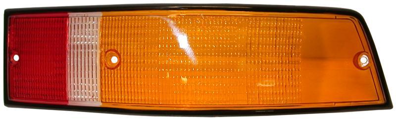 Sklo světla/zadní L - Porsche 911 (1973 » 89)