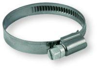 Objímka hadicová S/S šroubovací (60-80mm)