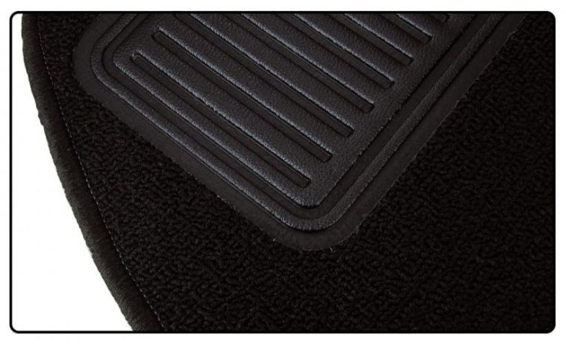 Koberce podlahy/černé - Typ 1 (1972 »)