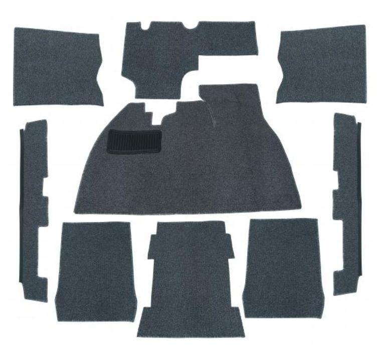 Koberce podlahy/šedé - Typ 1 (1972 »)