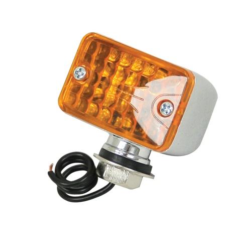 Světlo koncové poziční mini/oranžové/2-vlákna - Typ (univerzál)
