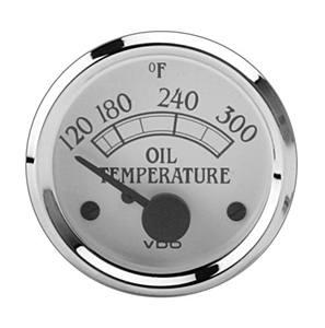 Přístroj Royale bílý/teplota oleje 300°F (Ø 52mm)