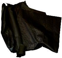 Čalounění střechy OE/černá látka - Typ 1 Faltdach (1957 » 63)