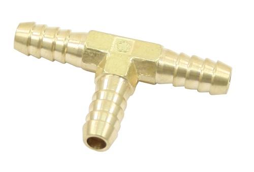 T-kus mosaz/rozvod paliva (6mm)