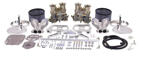 Karburátory Weber 40IDF dual/komplet - Typ 1 motor (1.5-1.8)