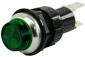 Osvětlení kontrolní/HD (zelené)