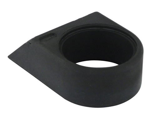 Konzole pryž/1 přístroj (Ø 52mm)