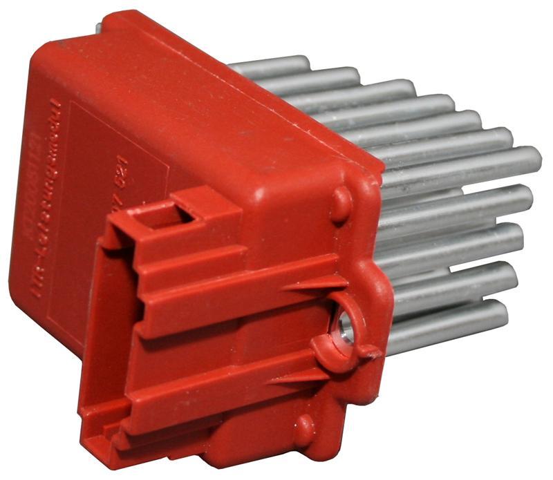 Odpor/ventilátor motoru - Typ 4 (1994 » 03)