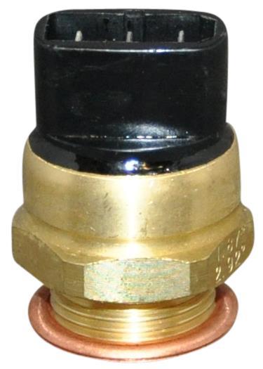 Spínač ventilátoru/thermo - Typ 25 (1984 » 92)