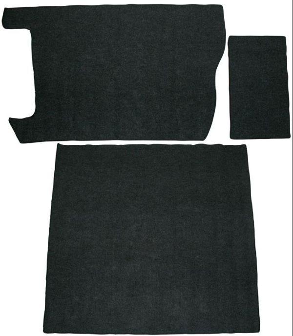 Koberce podlahy/černé - Typ 2 (1972 » 79)