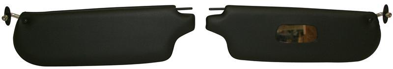 Clony sluneční+zrcátko/černé - Typ 14 (1964 »)