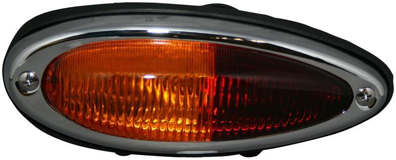 Světlo/zadní L - Porsche 356 (1957 » 65)