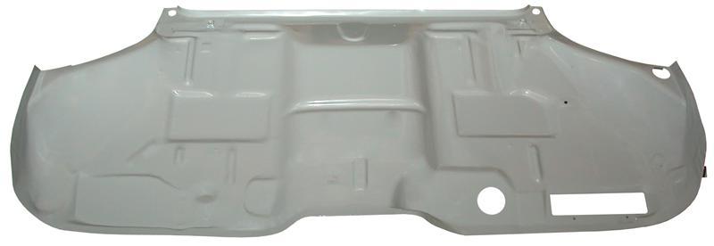 Panel zavazadlového prostoru/přední - Typ 1 (1960 » 03)