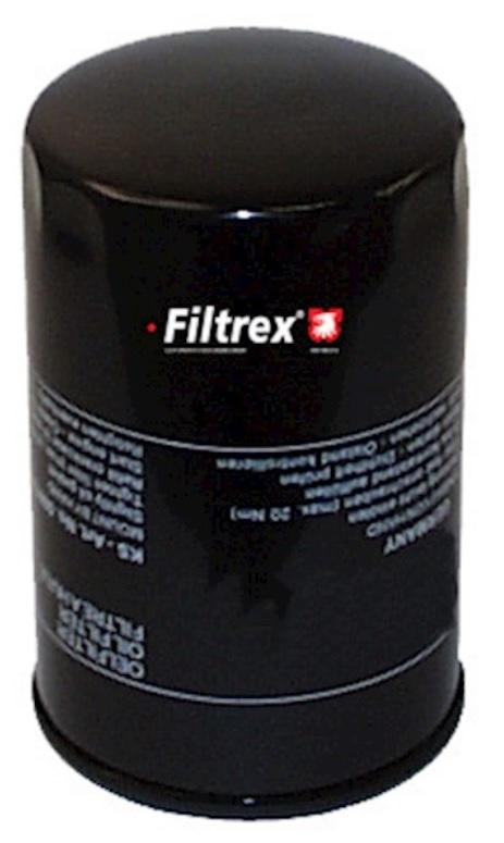 Filtr oleje - Typ 25 WBX/CT/CZ motory (1979 » 90)