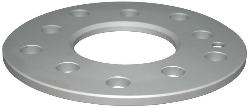 Podložky kol/7mm - Porsche (univerzál)