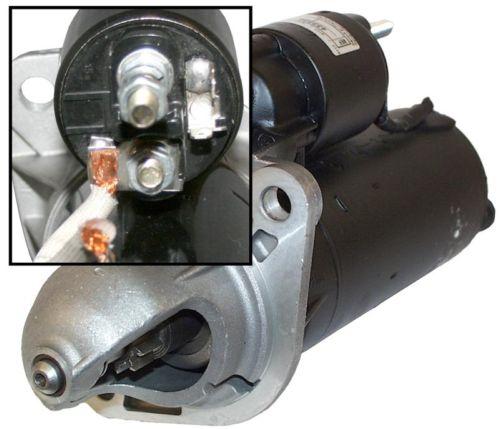 Startér motoru - Typ 25 D/TD motory (1984 » 92)