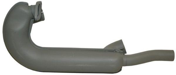 Potrubí výfuku/střed P 1.9 DF/DG - Typ 25 (1980 » 92)