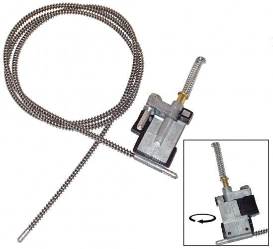 Mechanismus střešního okna/L - Typ 1 1200/1300/1500/1302 (1963 »)