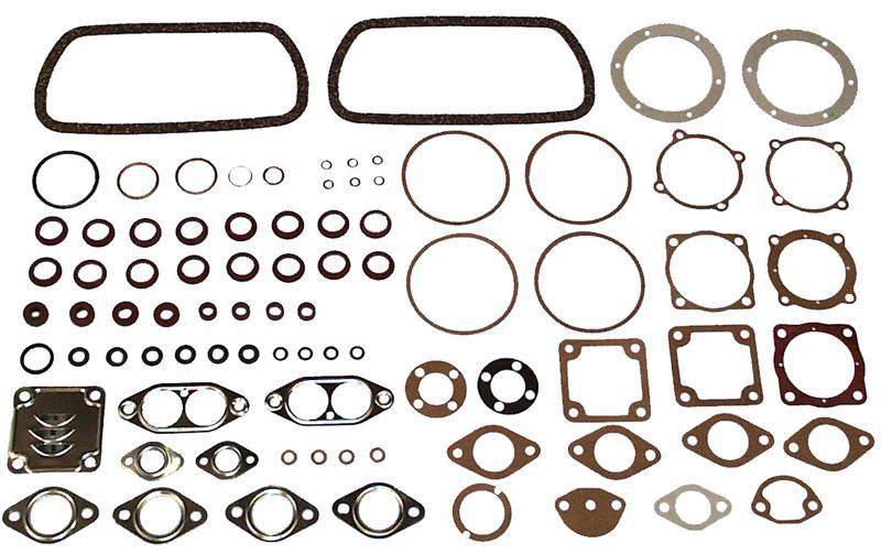 Těsnění motoru/set - Typ 1/3 motory (1965 » 82)