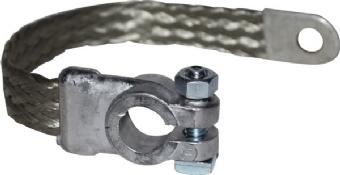 Pásek akumulátoru zemnící/265mm - Typ 1/2/3/14/LT (» 2003)