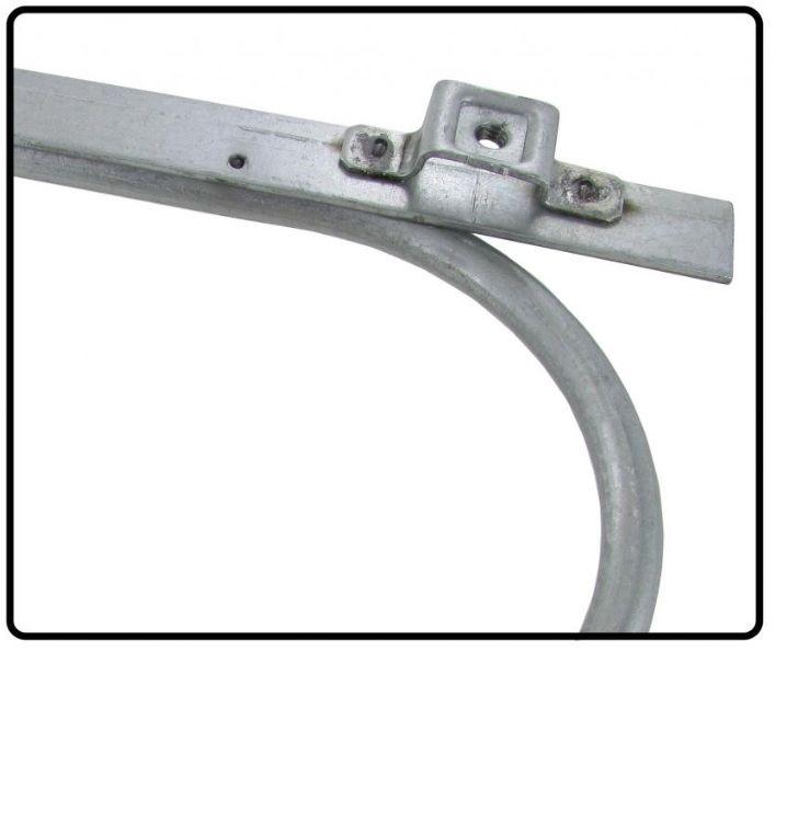 Regulace stahování skla dveří/L - Typ 25 (1979 » 92)
