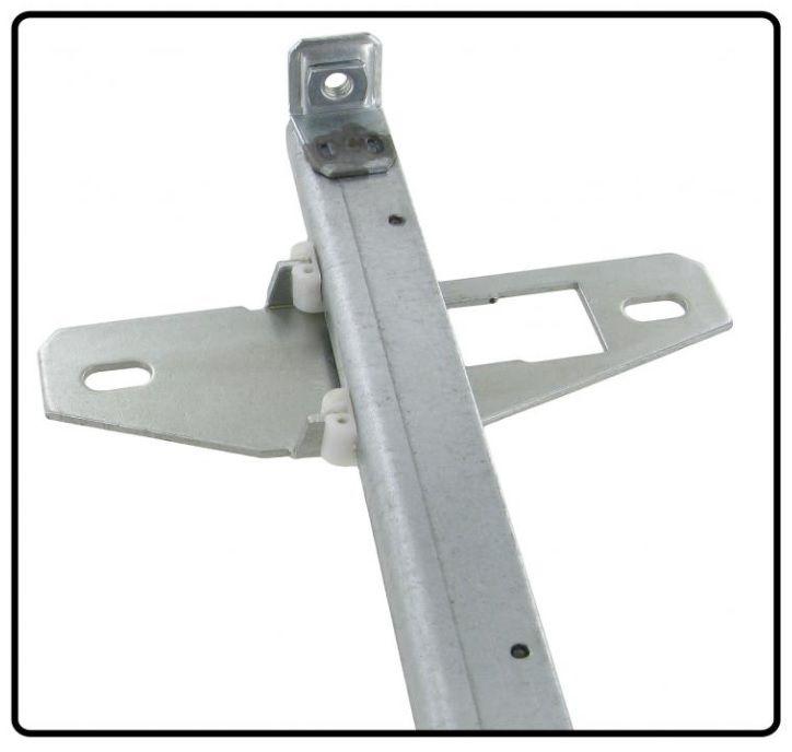 Regulace stahování skla dveří/P - Typ 25 (1979 » 92)