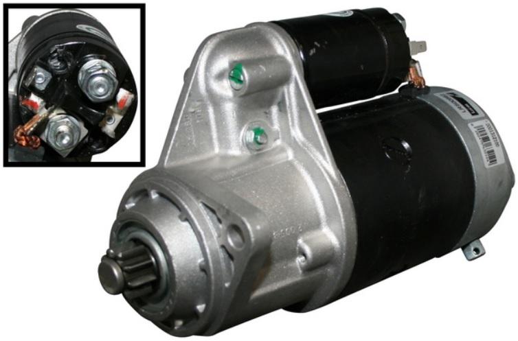 Startér motoru 1.5kW/repase - Porsche 911/959 (1971 » 89)