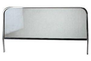 Rám Alu+přední sklo 1067x407mm (Buggy)