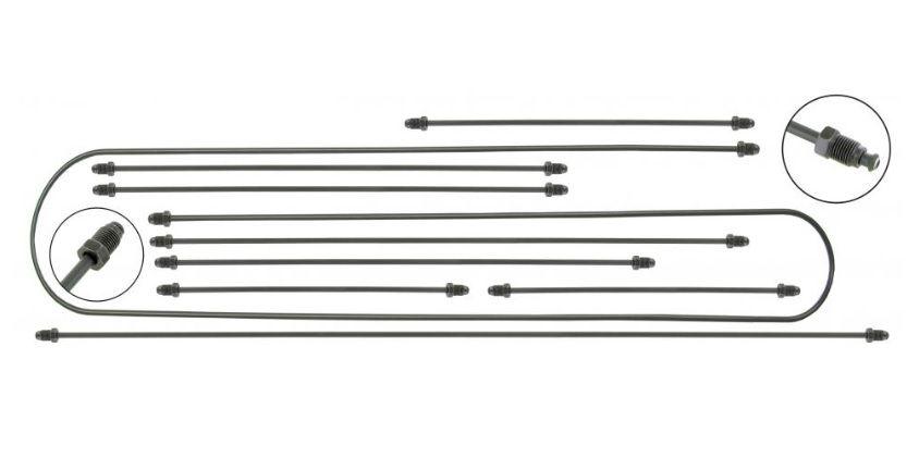 Trubky brzd kotouče/kit - T.1 1303 (1974 » 80)