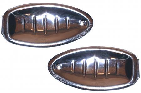 Kryty pod kliky dveří S/S - Typ 1 (1955 » 59)
