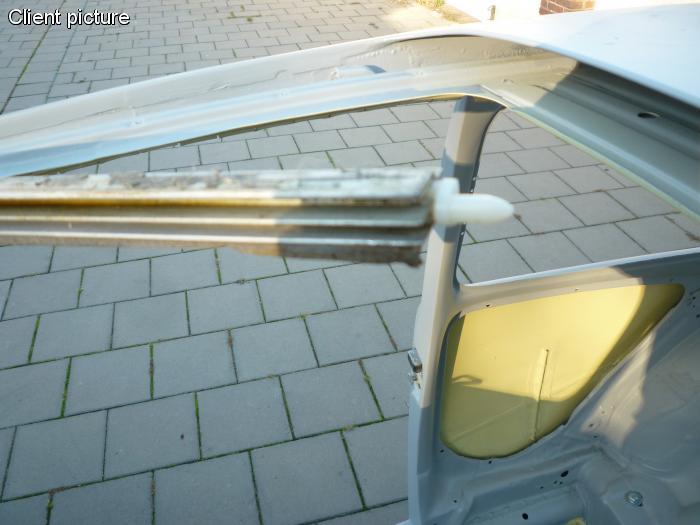 Čepy vodící lišty/střešní okno - Typ 1/2/3 (1963 » 79)