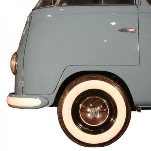 Lemy pneumatik/bílé 15 inch (7.5cm)