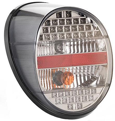 Světlo zadní LED/kouřové L/P- Typ 1/181 US (1972 » 03)