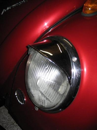 Kšilty světlometů S/S - Typ 1 (» 1967)