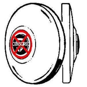 Poklice kola chrom/logo 911 - Typ 1/3/14 (1965 »)