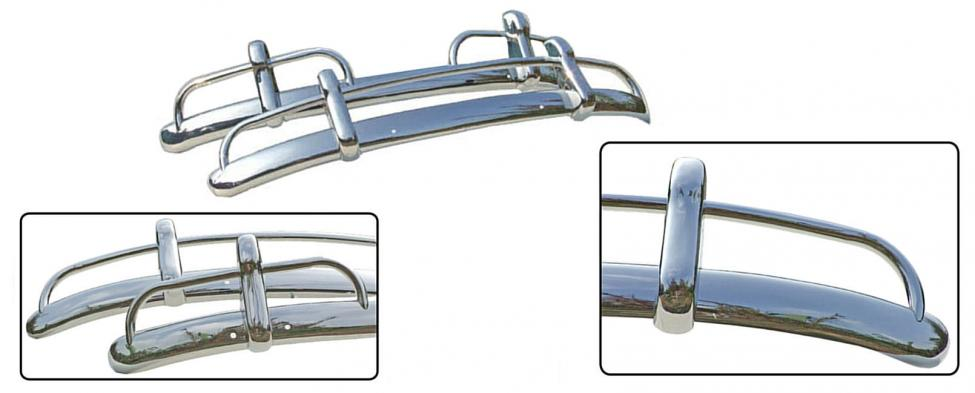 Nárazník přední/zadní S/S - Typ 1 US (1952 » 67)