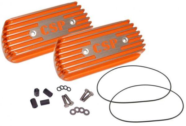 Víka ventilů oranž CSP/Alu pevná - Typ 1/3/CT/CZ/WBX motory (1960 » 03)