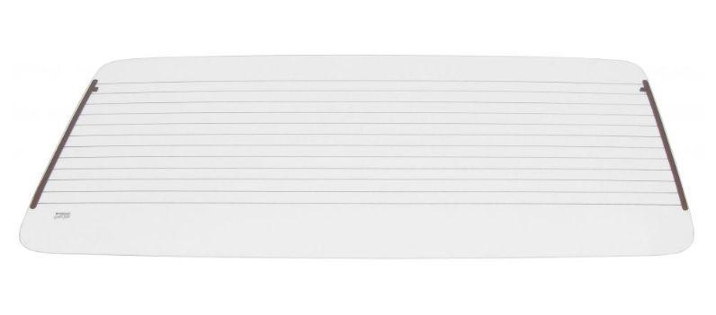 Sklo zadní vyhřívané/čiré - Typ 25 (1979 » 92)