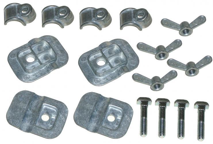 Držáky sedadla/střední - Typ 2 (» 1979)