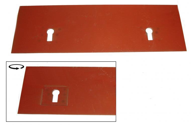 Držák sedadla/střední - Typ 2 (» 1967)
