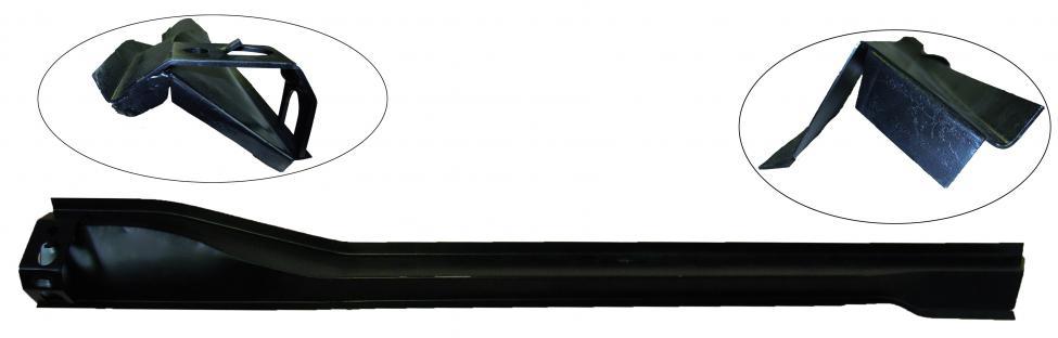 Prah OE/podélná výztuha vnitřní/P - Typ 25 (1979 » 92)