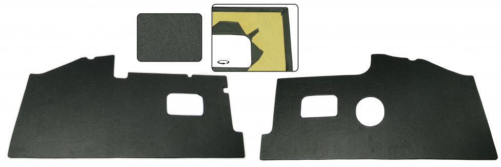 Panely spodní/OE přední - Typ 2 (1967 » 70)