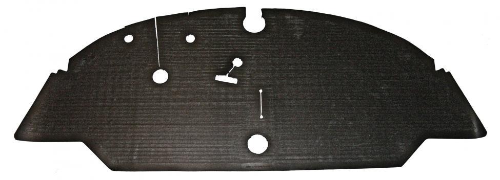 Rohož podlahy přední/pryž - Typ 2 (1955 » 59)