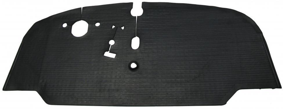 Rohož podlahy přední/pryž - Typ 2 (1967 » 72)