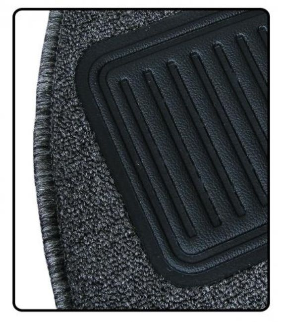 Koberce podlahy/šedé - Typ 1 (1968 » 72)